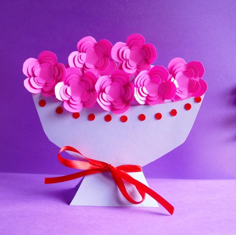 Сделать подарок маме день рождения своими руками