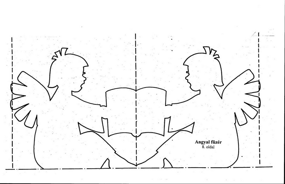 картинки симметричного вырезания