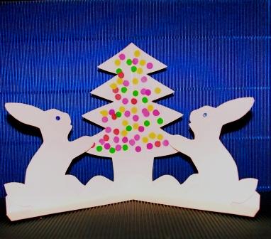Как сделать поделку снегурочка своими руками