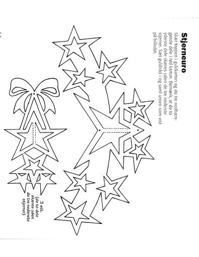 Новогодние и рождественские звезды