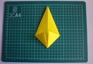 """Мы участвуем в фестивале - оригами на сайте  """"Азбука Ума """" ."""